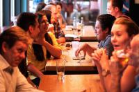 Dinner with your alma mater: four Dutch universities in Moscow