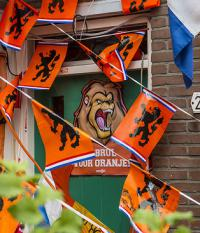 King's Day feast in Moscow with NCM
